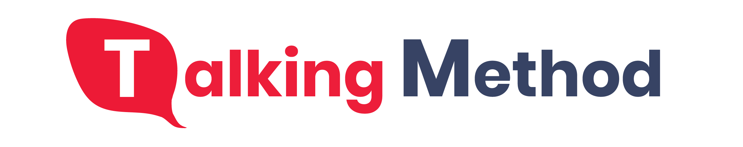 talking method logo